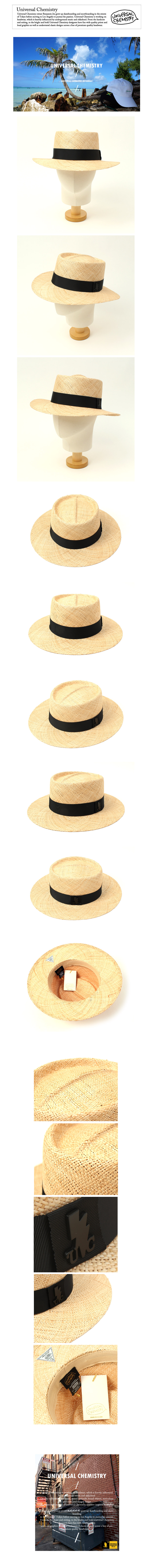 BKMT Bau Jungle Panama Hat 여름페도라