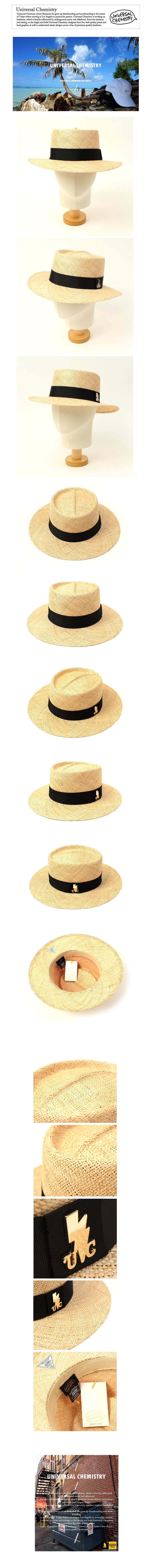 GDMT Bau Jungle Panama Hat 여름페도라